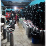 Equipment room