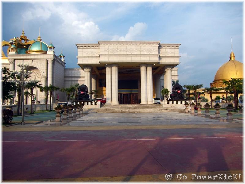 romans casino