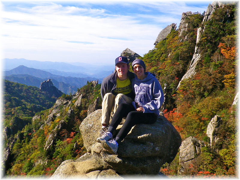 Alexa & Eric: Abroad in Seoul