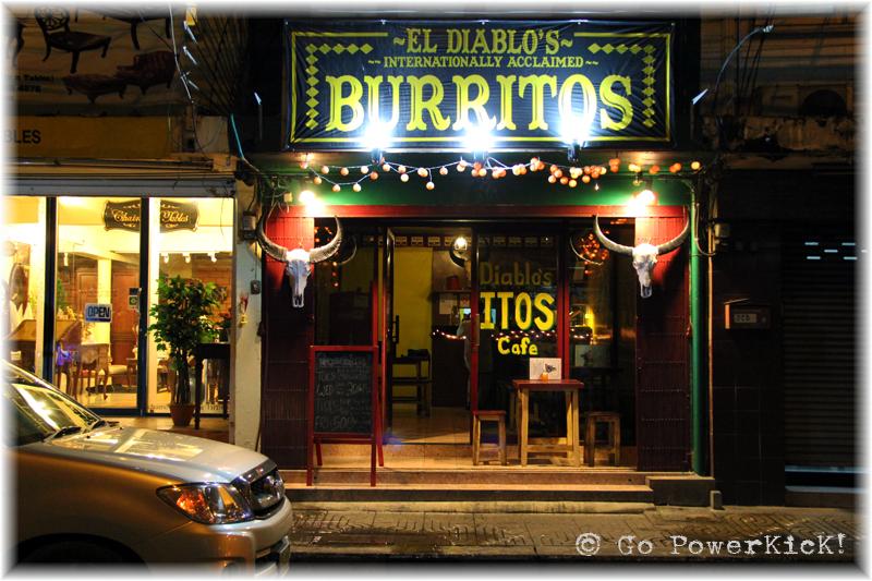 El Diablo's Burritos