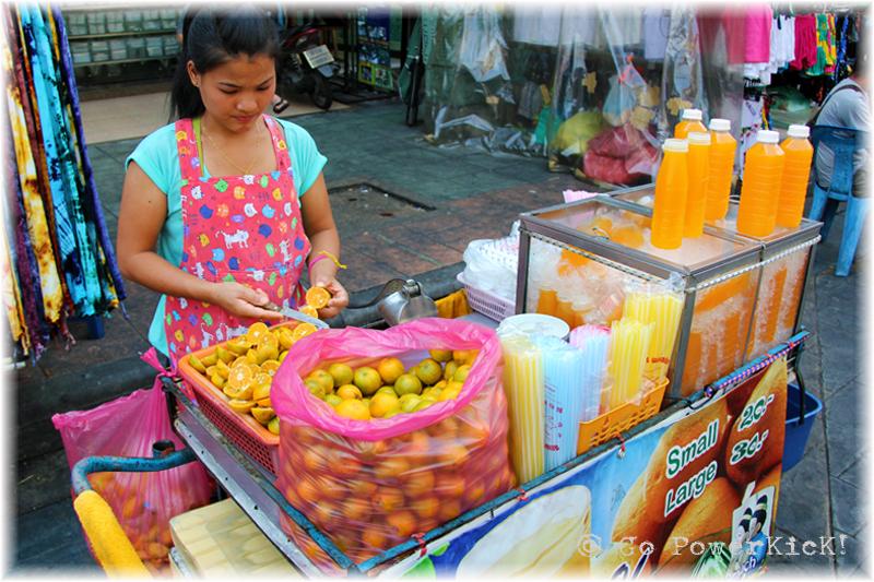 Thai Orange Juice