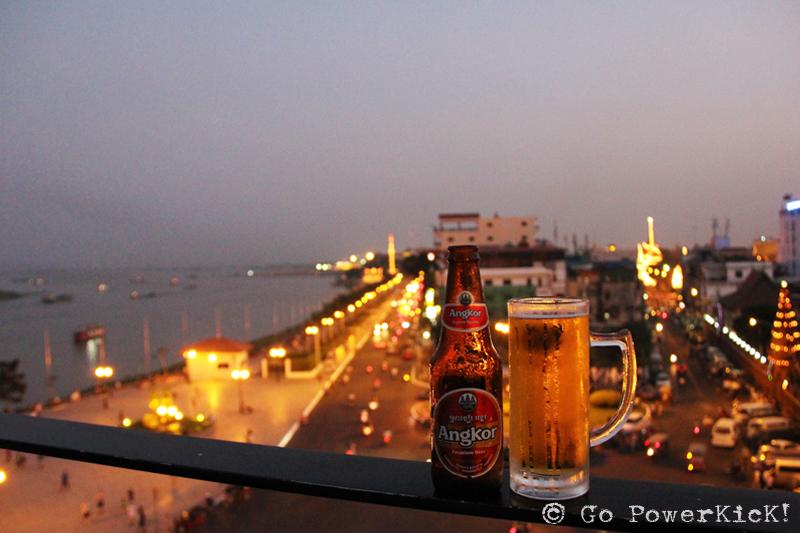 The 3 B's of Phnom Penh