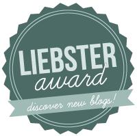 Liebster Blog Award Nomination
