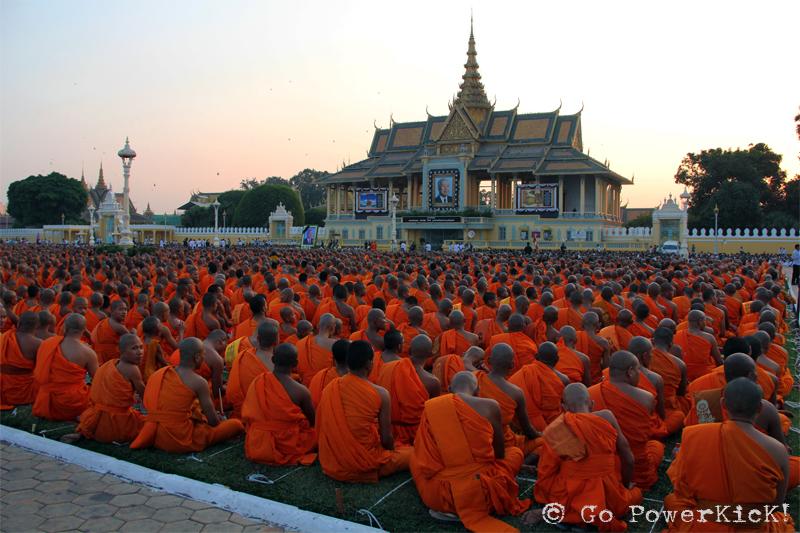 Tripppin Through Phnom Penh