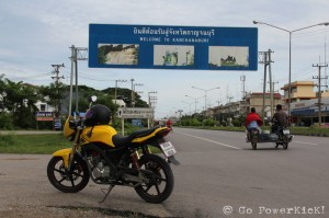 Welcome to Kanchanaburi
