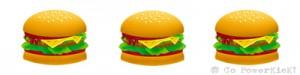 3/5 Burgers