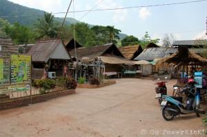 Bo klua village