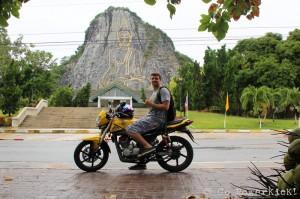 Khao Chi Chan - Tiger Motorcycle