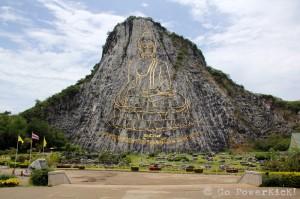 Khao Chi Chan - Buddha Mountain