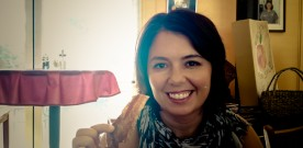 Today's Traveler – Ayngelina Brogan