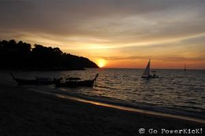 Koh Lipe, Sunset Beach