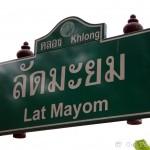 Khlong Lat Mayom 1
