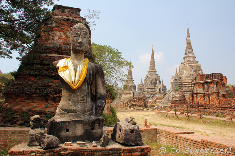 How To Spend A Day In Ayutthaya - Go PowerKicK! Travel Journal