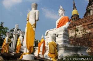 Wat Yai Chaimongkol - Ayutthaya