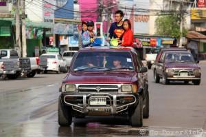 Songkran in Nan - 35