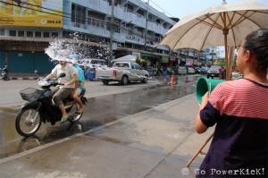 Songkran in Nan - 49