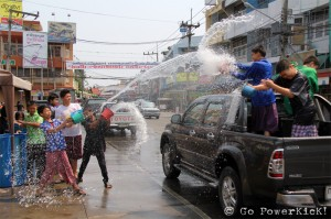 Songkran in Nan - 52