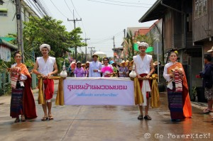Songkran in Nan - 9
