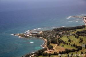 Blue Hawaiian Oahu Helicopter Tour - Turtle Bay