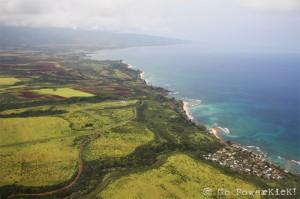 Blue Hawaiian Oahu Helicopter Tour - North Shore