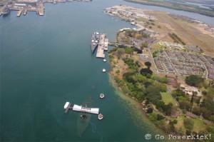 Blue Hawaiian Oahu Helicopter Tour - Pearl Harbor