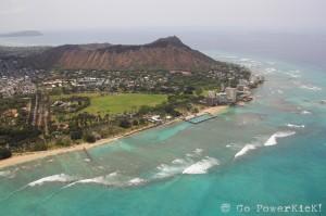 Blue Hawaiian Oahu Helicopter Tour - Diamond Head