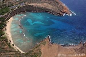 Blue Hawaiian Oahu Helicopter Tour - Hanauma Bay
