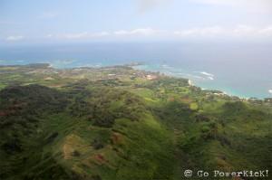 Blue Hawaiian Oahu Helicopter Tour - Kahuku
