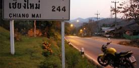 Mae Hong Son Motorcycle Loop: Mae Hong Son to Chiang Mai