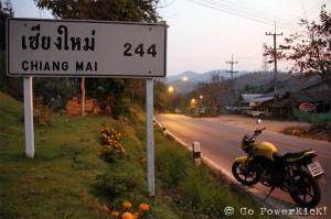 Mae Hong Son to Chiang Mai - 1