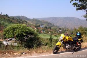 Mae Hong Son to Chiang Mai - 8